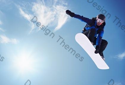 Snow Skating